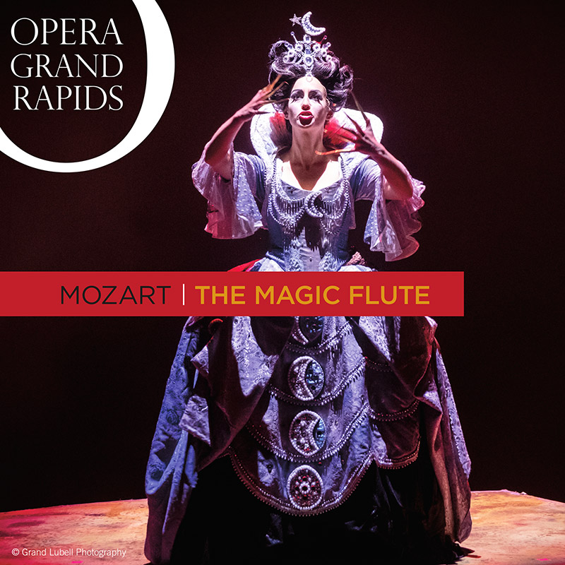 Buy tickets to the Magic Flute