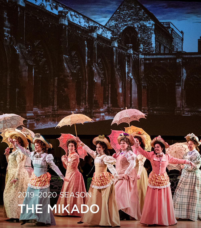 2019-20 Season - The Mikado