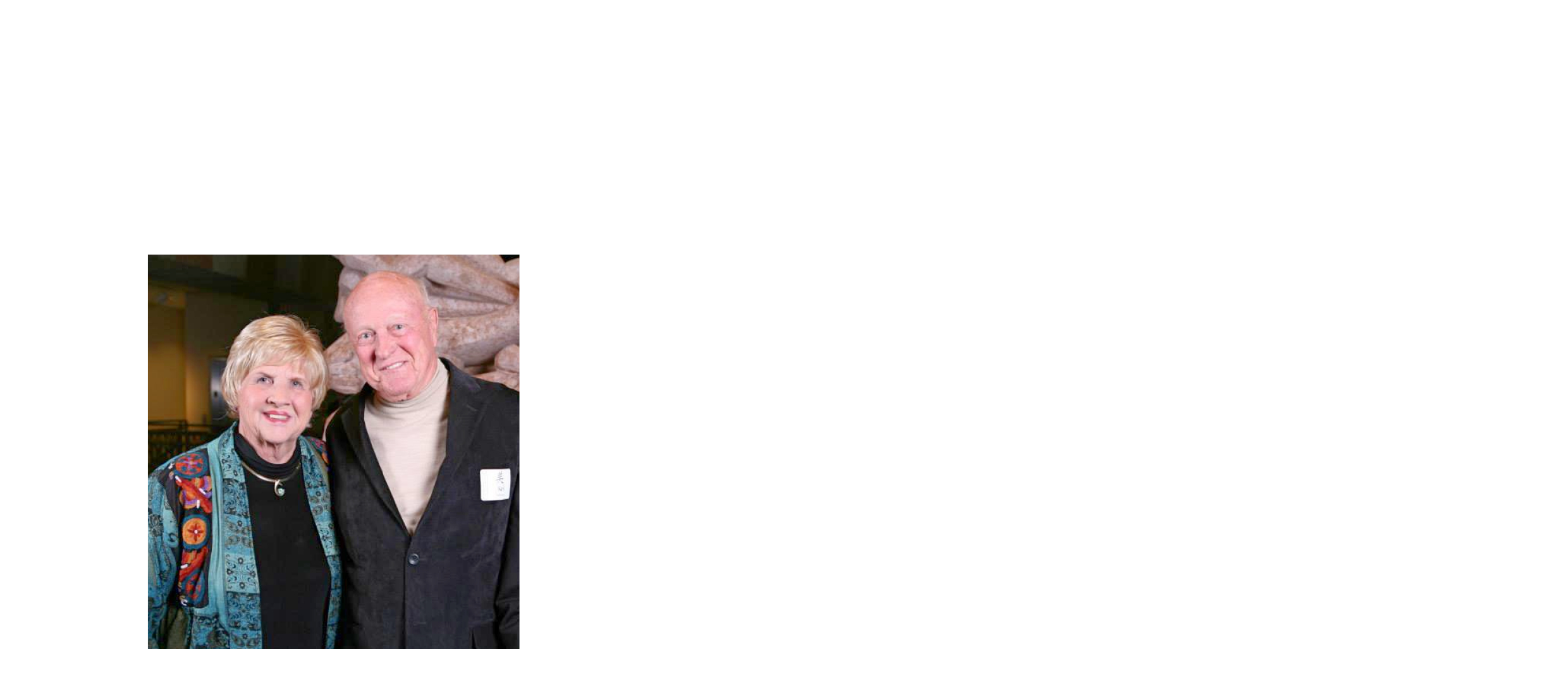 It is with the heaviest of hearts that Opera Grand Rapids must announce the loss of one of our greatest friends, Karl VanderLaan. Karl and his wife Jean have supported our music education programs for nearly twenty years and continue to do so with the establishment of the VanderLaan Fund for Music Education at Opera Grand Rapids. Donate to the VanderLaan Fund for Music Education.