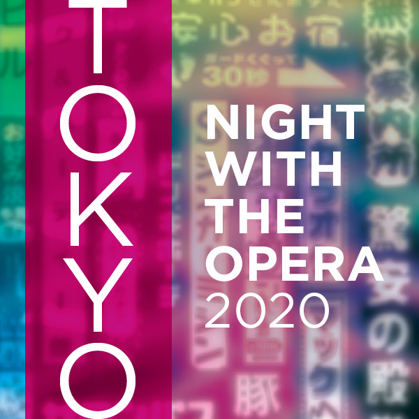 Night With the Opera 2020 - Tokyo