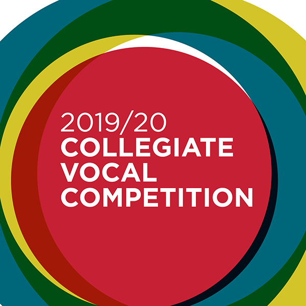 2019/20 Collegiate Vocal Competition