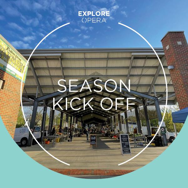 Explore Opera | Season Kick Off